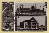 Midwinter Exposition, San Francisco, California, 1894