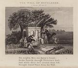 The well of Bethlehem, 1 Chronicles XI, ver 17