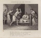 Jeremiah in the stocks, Jeremiah XX, ver 1, 6