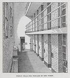 Prison Cells for Females in the Tombs
