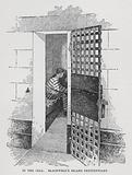 In the Cell, Blackwell's Island Penitentiary