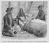 Italian Rag-Pickers' Settlement in an Alley off Mulberry Street