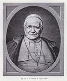 Sa Saintete le Pape Pie IX