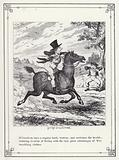 Illustration for The Bachelor's Own Book, or The Progress of Mr Lambkin (Gent)