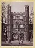 Cambridge: Trinity College, Great Gate