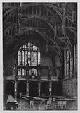 Interior of Lincoln's Inn Hall