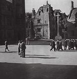 Oxford: Magdalen Quad
