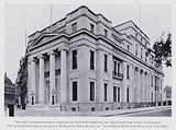 London: The New Canada Building, designed by Septimus Warwick, on the site of the Union Club House