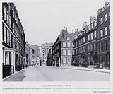 London: Queen Anne's Gate as it is