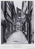London: Rupert Court, Soho