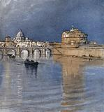 Rome and the Tiber