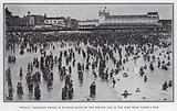 Twenty Thousand People in Bathing Suits on the Strand and in the Surf near Young's Pier