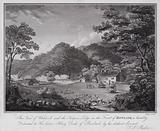 This View of Whitewell and the Keeper's Lodge in the Forest of Bowland, is humbly dedicated to His Grace Henry Duke of …