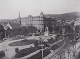 Dominion Square and Windsor Hotel, Montreal