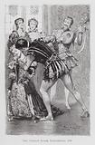 Dancing: The Cushion Dance, Elizabethan, 1570