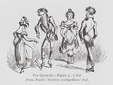 Dancing: The Quadrille, Figure 2, L'Ete