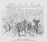 Dancing: Tumblers and Jugglers