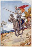 Illustration for Don Quixote