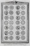 English coins from the reign of Egbert to that of Harthacnut