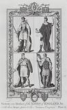Sweyn Forkbeard, Olaf, Edmund II and Canute I, Kings of England before the Norman Conquest