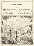 St Notburga, Austrian patron saint of servants and peasants