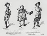 The Rival Candidates – Great Westminster Election, 1784