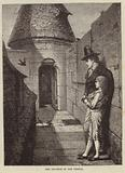 Louis XVII of France in prison in the Temple, Paris, French Revolution, 1790s