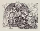 Aeolus and Juno