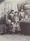 Governor General of the Kulja region, Xinjiang, China, c1870
