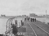 Largs Bay, Present Landing Place from Ocean Steamers