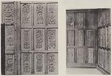 Carved Oak Panelling, Panelled Room from Waltham, Essex, Now in the SK Museum