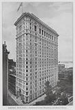New York: Empire Building, Southwest Corner Broadway and Rector Street