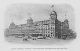 New York: Grand Central Station, Forty-second Street, Vanderbilt Avenue, and Depew Place
