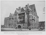 New York: Residence of Charles L Tiffany, Northwest Corner Madison Avenue and Seventy-second Street