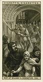 Riot at William I's Coronation, 1066