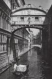 Venezia, Ponte dei Sospiri; Venice, The Bridge of Sighs