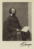 Alfred, Lord Tennyson, Poet Laureate