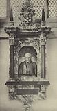 To George Frederick Bodley, RA, Holy Trinity Church, Kensington, Alabaster, Red and Black Marbles, 10 ft 6 in by 3 ft …