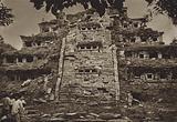 Mexico: El Tajin cerca de Papantla, Estado Vera Cruz, Piramide totonaca