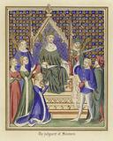 The judgment of Solomon