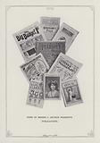 British Newspapers in the Nineteenth Century: Short Stories, The Big Budget, The Lady's Magazine, Isobel's Dressmaking …