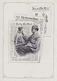 British Newspapers in the Nineteenth Century: Illustrated Mail, The Evening News, Daily Mail