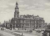Sydney: Town Hall, George Street