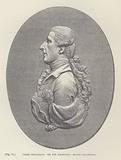 Cameo Medallion, Sir Wm Hamilton