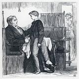 Illustration for Tom Brown's School Days