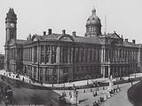 Birmingham: Council House and Art Gallery