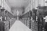 Cambridge: Trinity College Library, interior