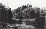 Dunster Castle from River