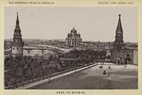 Moscou: Vue Generale Prise Du Kremlin