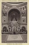 Moscou: Interieur De La Cathedrale Du St Sauveur